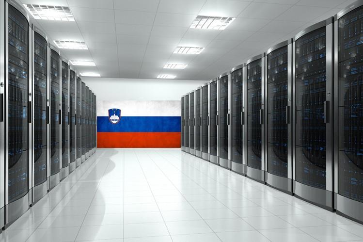 Slovensko spletno gostovanje