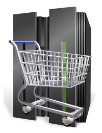 Gostovanje spletne trgovine