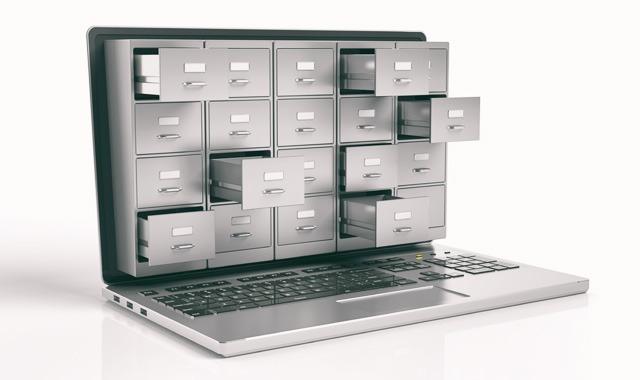 Zgodovina spletne strani