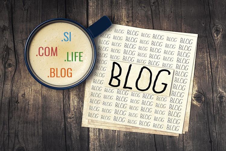 Domena za blog